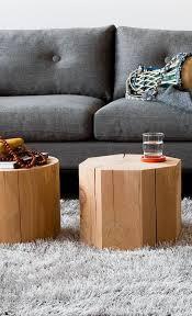 faire des chambres d h es deco avec rondin de bois