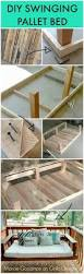 How To Make Pallet Furniture Cushions by Best 25 Pallet Swings Ideas On Pinterest Palette Swing Wooden