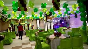 jungle themed birthday party jungle theme birthday party balloon decoration in patiala theme
