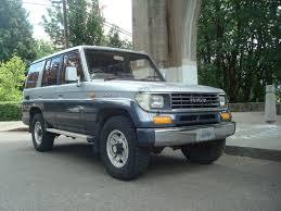 sold 1990 toyota landcruiser turbo diesel efi wagon very nice