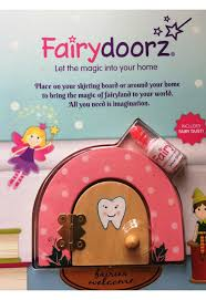 Tooth Fairy Gift Fairy Door Gift Set By Fairydoorz