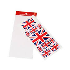 wholesale fans wholesale fans gb union flag tattoo temporary