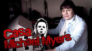 casa a escala michael myers halloween youtube