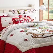 Pottery Barn Comforters The Grinch Quilt Sham Pbteen