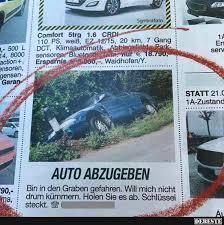auto sprüche auto abzugeben lustige bilder sprüche witze echt lustig