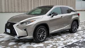 lexus hybrid test drive 2017 lexus rx 350 test drive review
