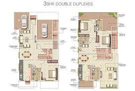 row house floor plan floor plan radha madhav developers vrindavan at jamtha nagpur