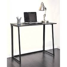 urban shop folding writing student desk black walmart com