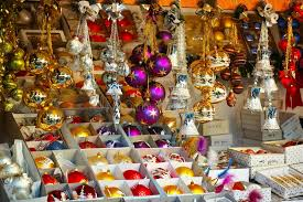 ornaments market stall stock image image of commerce
