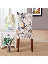 Dining Chair Cover Shop Amazon Com Dining Chair Slipcovers