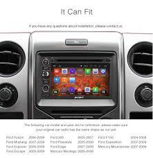 2004 Ford Escape Fuse Box Diagram Amazon Com Pumpkin In Dash Double Din Car Dvd Player Android 4 4