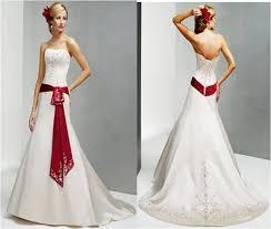 white and red bridal dresses internationaldot net