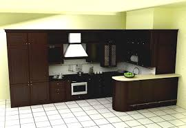L Kitchen Designs Wonderful L Shaped Kitchen Design With Concrete Flooring And Glass