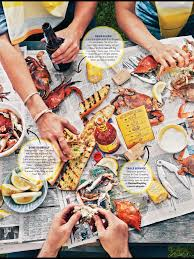 fnm clam bake party 3 5 lobster boil pinterest clams and