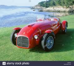 spyder ferrari 1947 ferrari 166 spyder corsa stock photo royalty free image