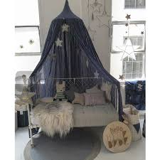 Baby Bed Net Canopy by Royal Blue Canopy Bed Netting Cotton Mosquito Bedding Net Baby