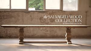 salvaged wood the salvaged wood collection youtube