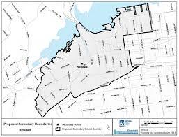 Hamilton Ontario Map Westdale Secondary Revitalization