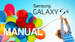samsung galaxy s4 manual beginner guide youtube