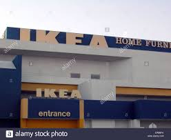 Cheap Furniture Los Angeles California May 19 2004 Los Angeles Ca Usa The Swedish Home And Office