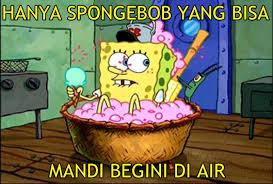 Meme Comic Indonesia Spongebob - 11 meme logika spongebob ini kocak abis benar juga ya