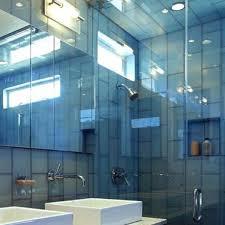 wonderful glass tile bathroom ideas