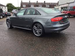 audi northern dealers audi a4 s line quattro 2 0tdi used vauxhall dealer northern