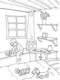 dessin chambre coloriage chambre les beaux dessins de autres à imprimer et colorier