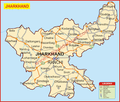 jharkhand map of india tourist map of india map of arunach u2026 flickr