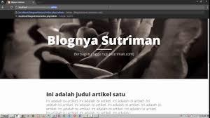 membuat website bootstrap tutorial membuat website dengan codeigniter dan bootstrap lengkap