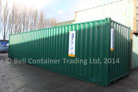 40ft storage containers used and new iso units storage
