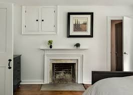 Period Bathroom Mirrors by Old Fireplace Ideas Bedroom Farmhouse With Period Details