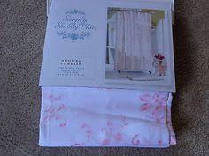 rachel ashwell treasures cottage pink rose bud ruffle shower