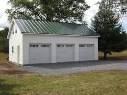 built on site custom amish garages in oneonta ny amish barn company
