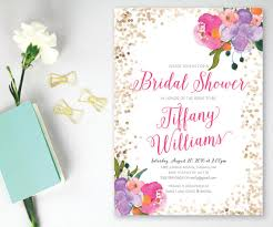 printable bridal shower invitations floral bridal shower invitations floral bridal shower invitations