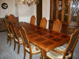 Heritage Dining Room Furniture Custom Table Pads For Dining Room Tables Protecting The Surface
