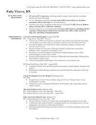 resume exles for nursing sle nursing cover letter for resume