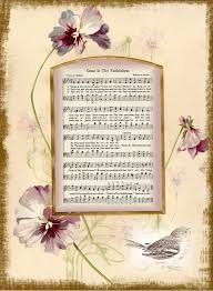 thanksgiving hymns songs scripture vintage women christian encouragement verses hymns