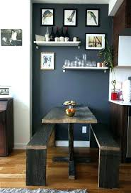 dining room table for small apartment small dining room es chairs