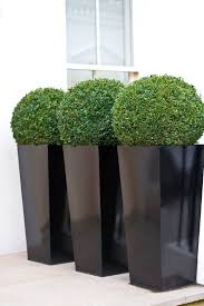 25 beautiful black planters ideas on pinterest outdoor flower