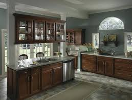how to decorate kitchen cabinets with glass doors kitchen glass door cabinet kinsleymeeting com