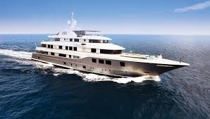 baton rouge superyacht luxury motor yacht for charter with burgess