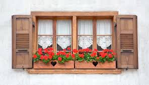 Wooden Window Flower Boxes - 32 breathtaking flower box ideas garden lovers club