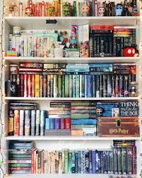 shelfie by readsleepfangirl hello beautiful books pinterest