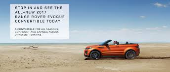land rover convertible the 2017 range rover evoque in wilmington de
