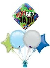balloons in a box delivery 37 best fathers day balloons images on fathers day
