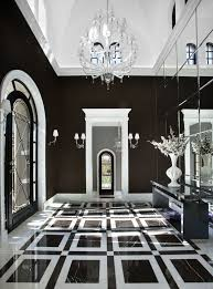 black and white home interior best 25 black and white flooring ideas on