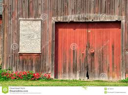 Red Barn Door by Old Barn Door Royalty Free Stock Photography Image 36126927