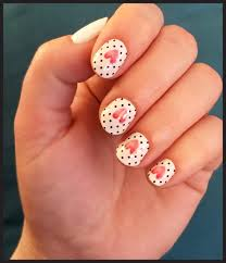 fun nails for valentine u0027s day pretty as peonies