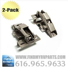 Overhead Cabinet Door Hinges Overhead Cabinet Door Satin Nickel Hinges For Monaco Coach